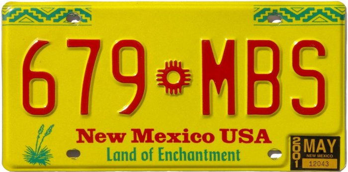 New Mexico Motor Vehicle Division Albuquerque Nm >> History Of Nm Motor Vehicle Division