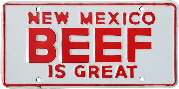 Car Dealerships In Albuquerque Nm >> New Mexico Booster License Plates & Toppers