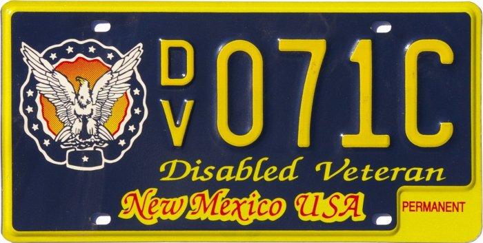 Dv license plate best plate 2018 for Burns motors mission texas